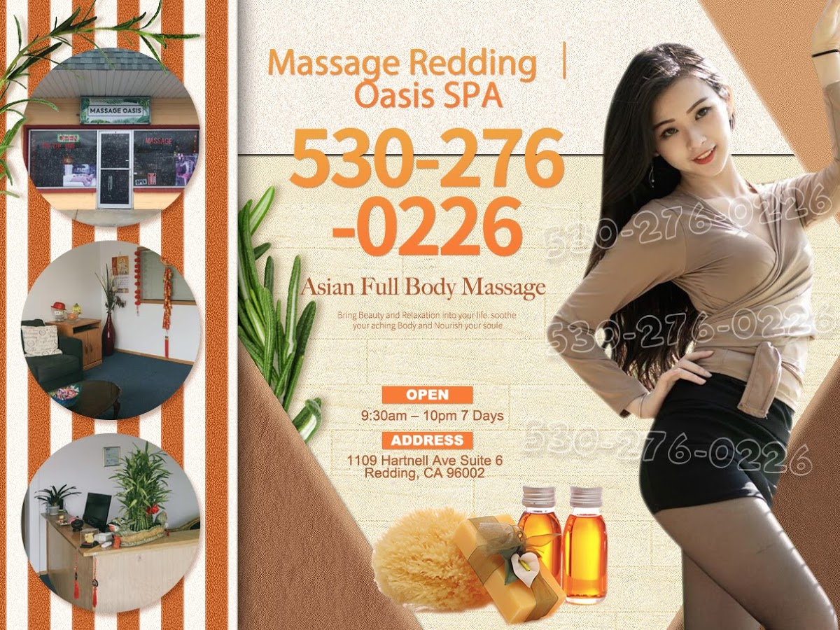 Asian Massage Redding