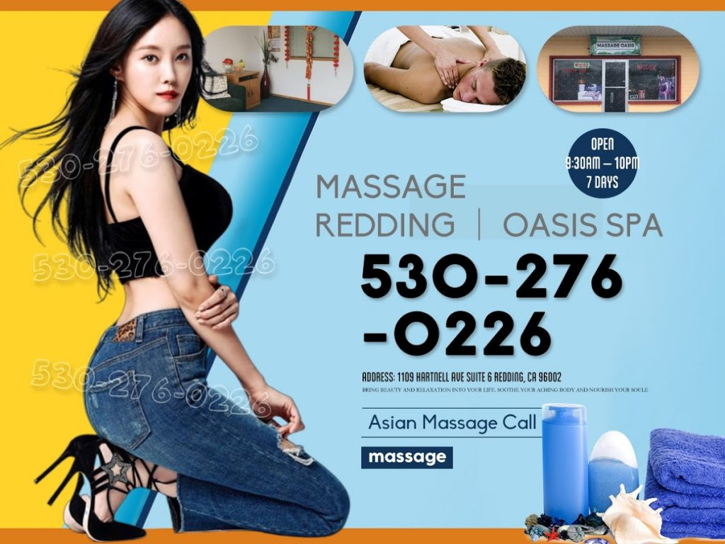 Cheap Asian Massage Redding